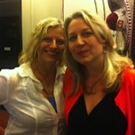 Me and Cheryl Strayed, Wild tour. BookSoup, West Hollywood, CA.